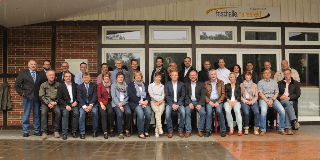 Harsefelder CDU stellt Kandidaten-Team vor