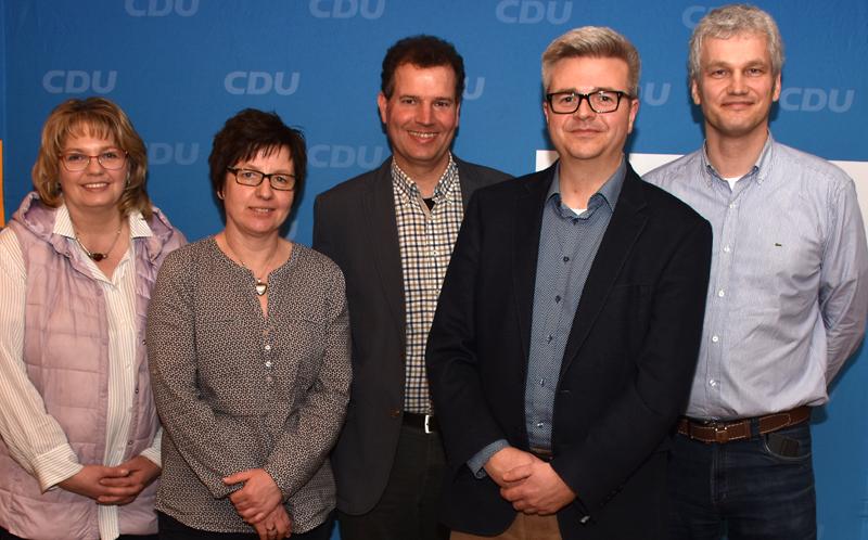 CDU Harsefeld erneuert sich – Dirk Vatter neuer Vorsitzender