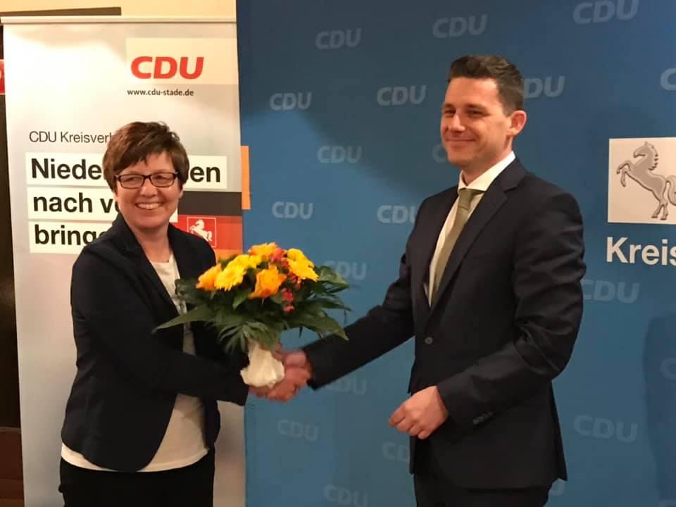 Versammlung wählt Markus Eisenblätter zum neuen Vorsitzenden