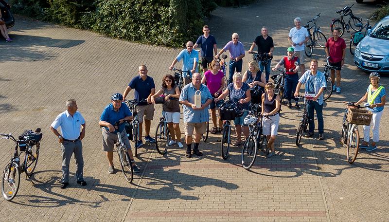 CDU Fahrradtour 2019