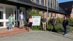 Besuch des Seniorenbeirats der Samtgemeinde Oldendorf-Himmelpforten
