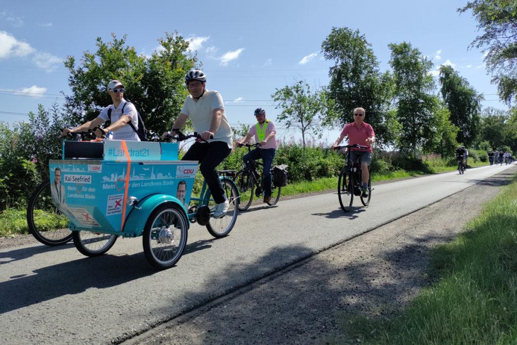Fahrradtour durch unsere schöne Samtgemeinde